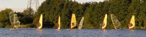 Try Sailing & Windsurfing in May #PTBO
